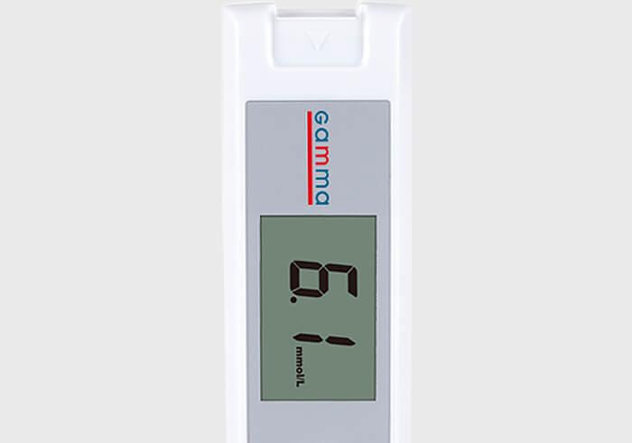 Глюкометр ТМ GAMMA MINI